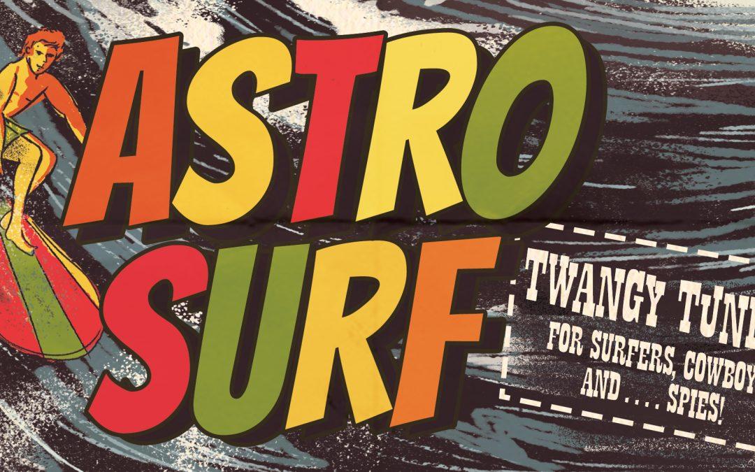 Artist Spotlight: Astrosurf